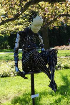 sculpture Hélène